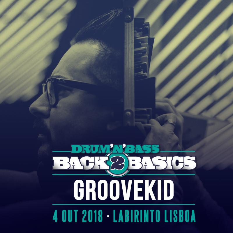 Img - BACK2BASICS DRUMNBASS 04.10 :: GROOVEKID