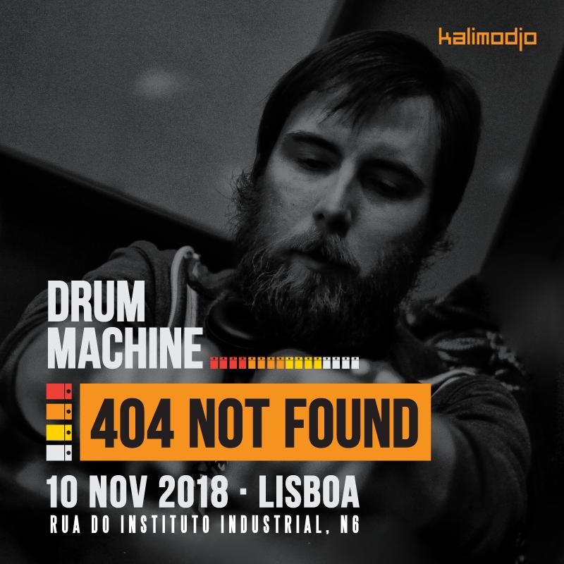 Img - DRUM MACHINE 10.11 :: 404NOTFOUND