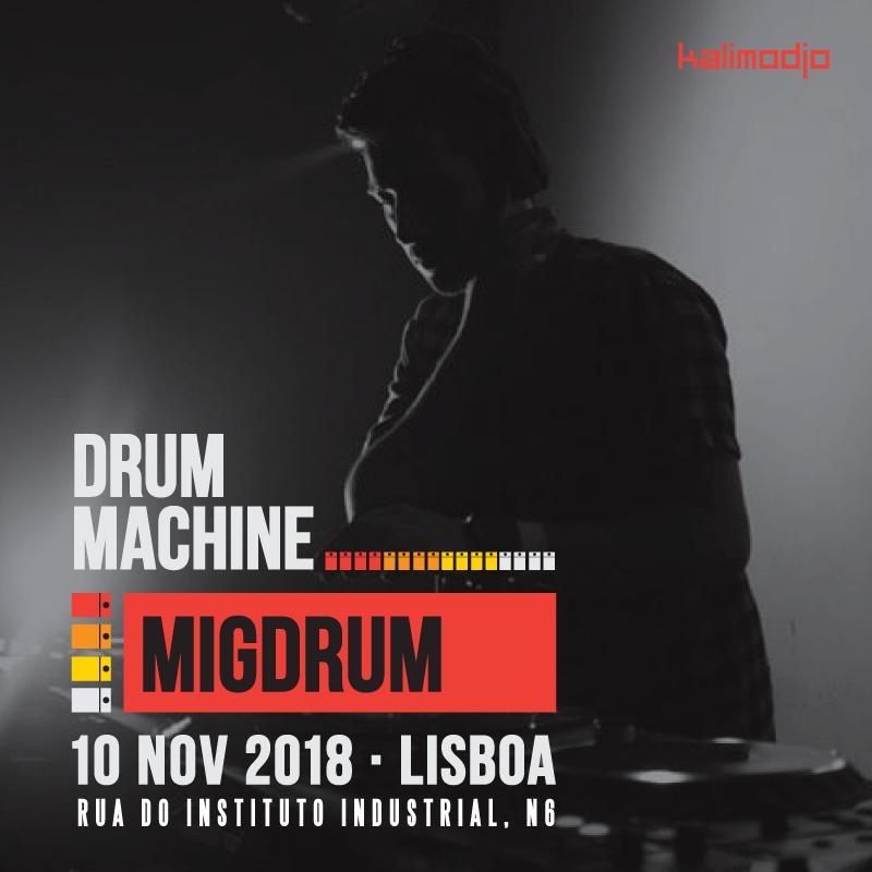 Img - DRUM MACHINE 10.11 :: MIGDRUM