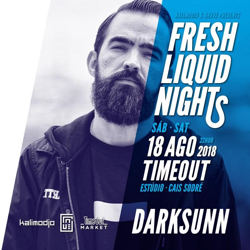 Img - FRESH LIQUID NIGHTS 2018 #01 - 18 AGOSTO 2018 - DARKSUNN