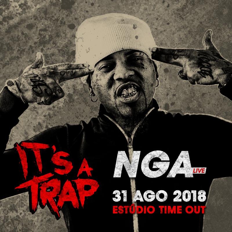 Img - ITS A TRAP WITH NGA - 31 AGOSTO - TIMEOUT MARKET - NGA
