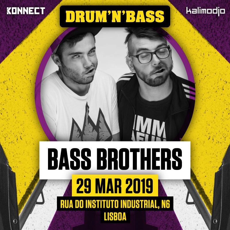 Img - KALIMODJO & KONNECT INVITE MONTY (FR) :: 29.03.2019 :: BASS BROTHERS