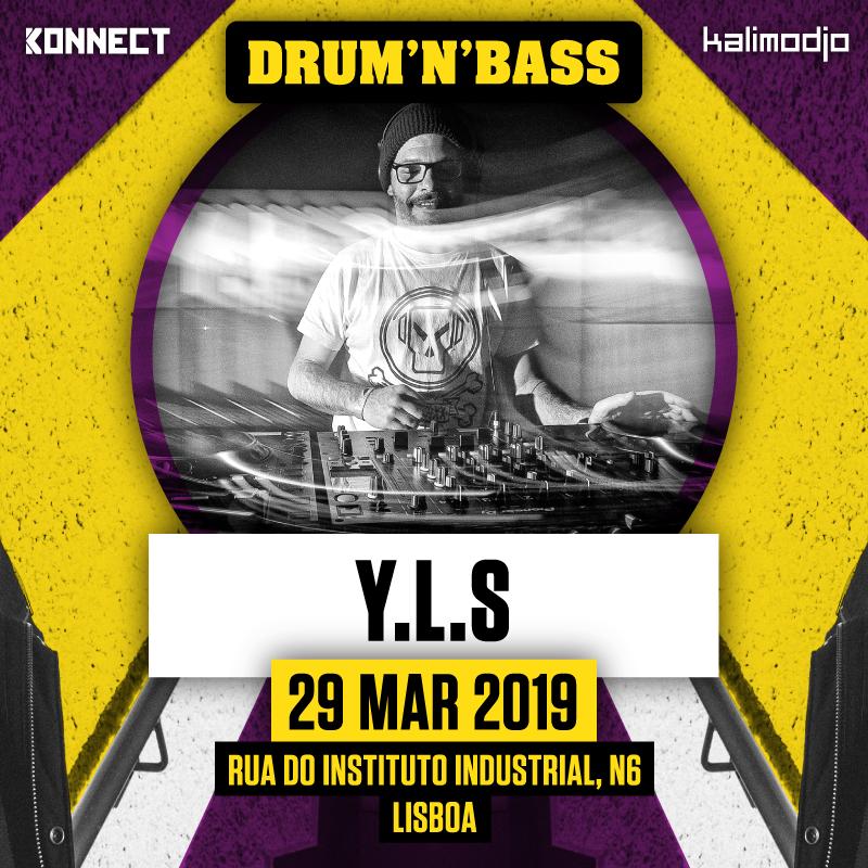 Img - KALIMODJO & KONNECT INVITE MONTY (FR) :: 29.03.2019 :: YLS