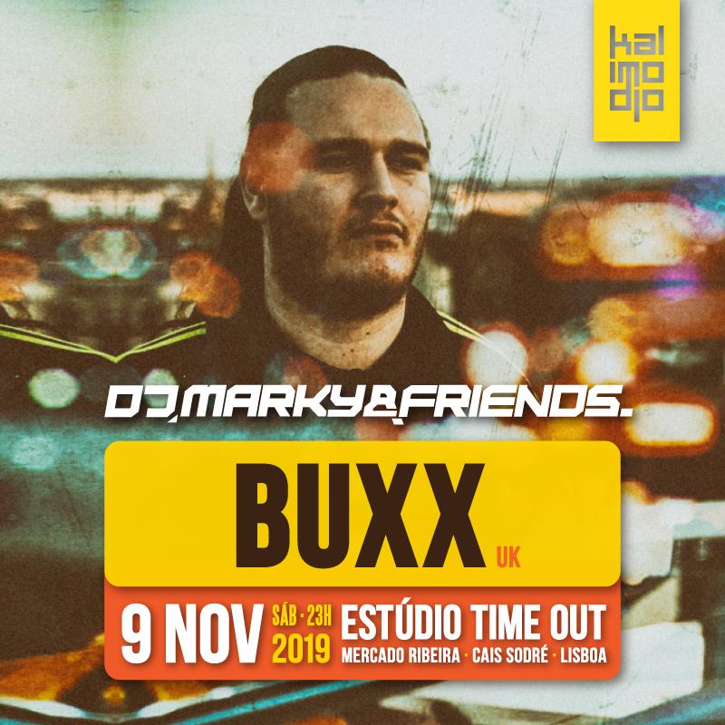 Img -  MARKY & FRIENDS 09.11.2019 :: BUXX