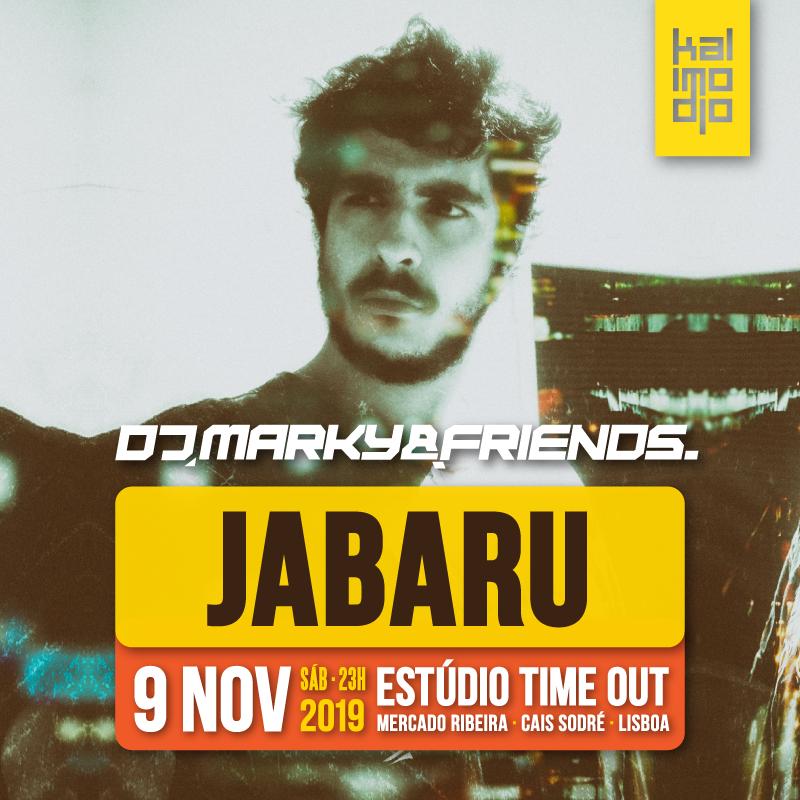 Img - MARKY & FRIENDS 09.11.2019 :: JABARU