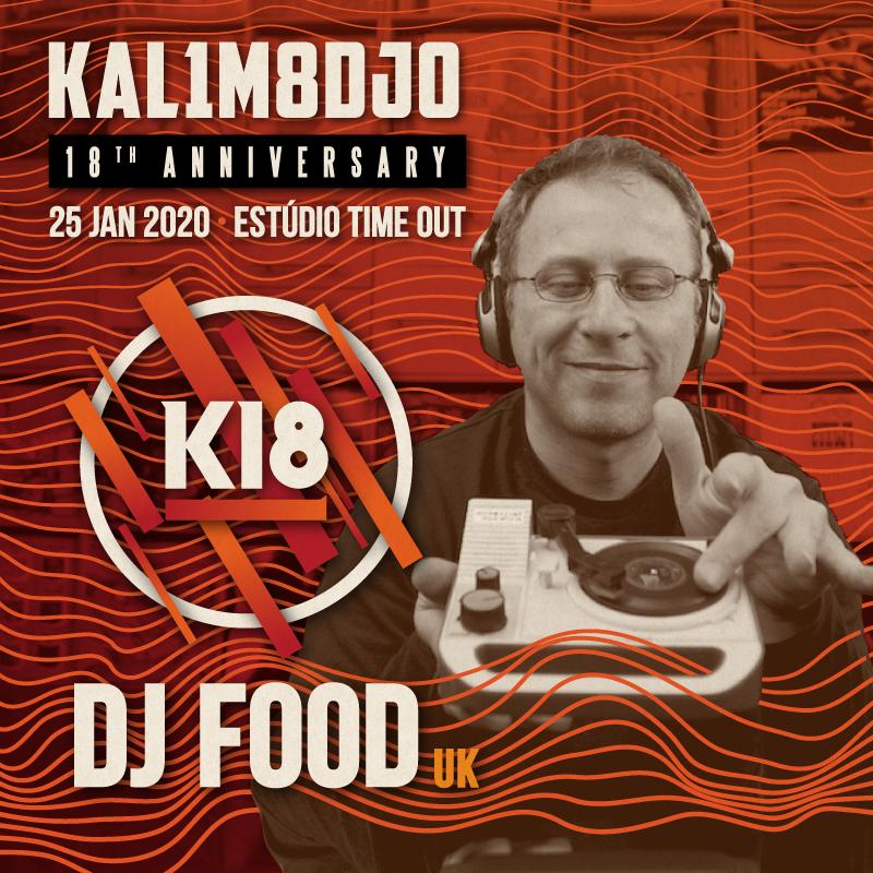 Img - K18 PT 1 25.01.2020 :: DJ FOOD (UK)