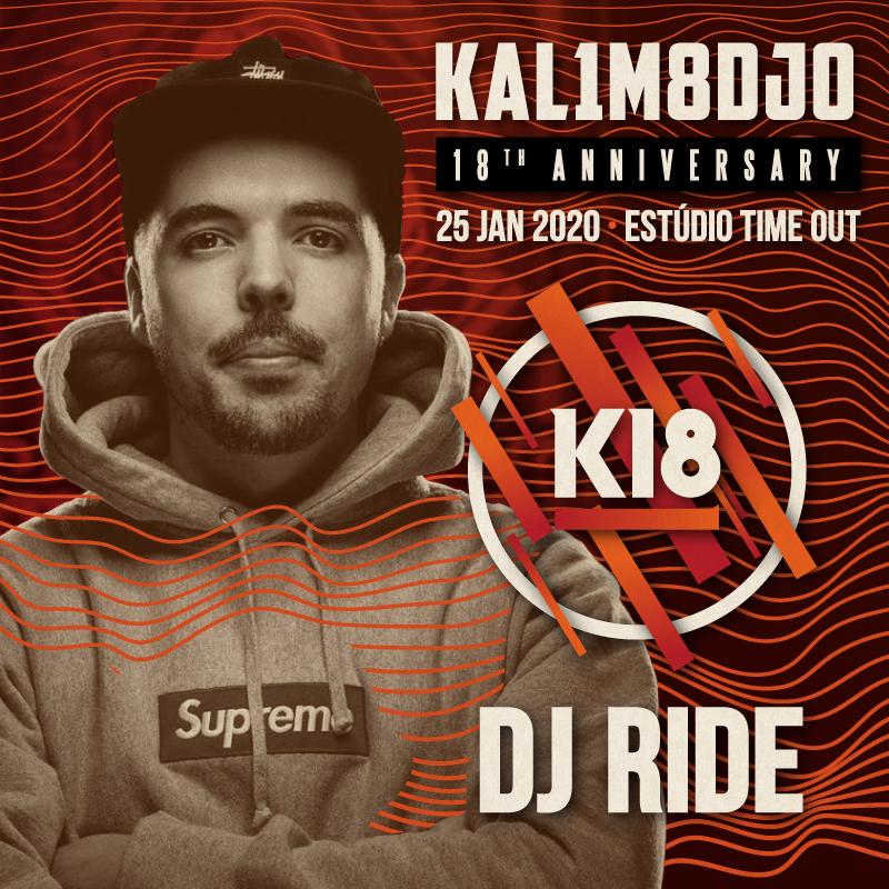 Img - K18 PT 1 25.01.2020 :: DJ RIDE (PT)